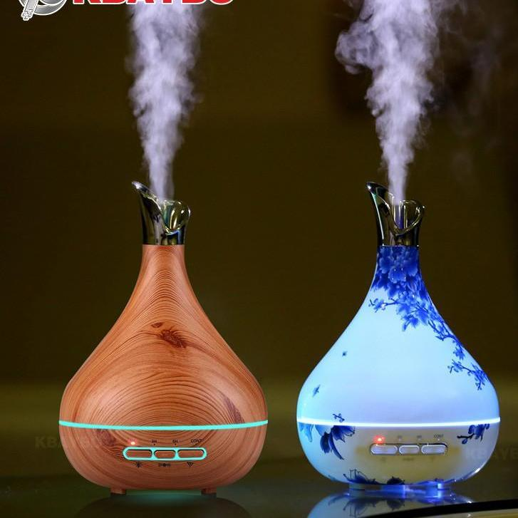 Blue Flowers Air Humidifier
