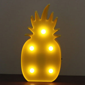 Cool Night Lamp 3D