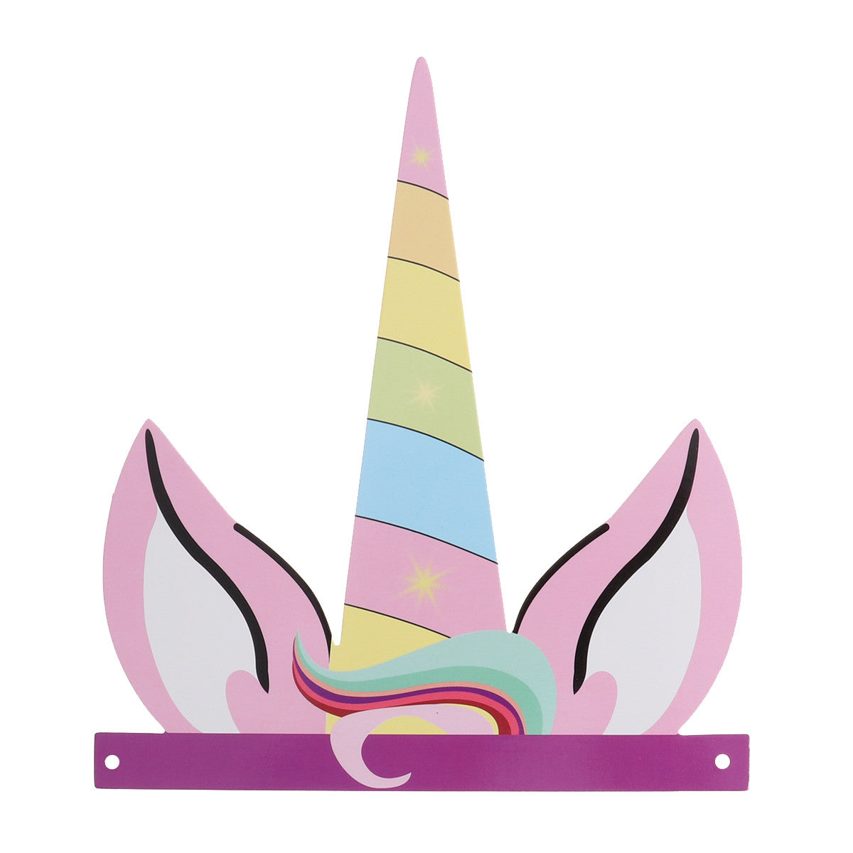 12 pack Unicorn Party Hat