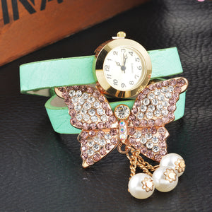 Butterfly Watches Battery Included 1 Pc