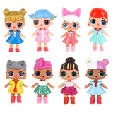 Supers LOL Doll Dress Up Baby Dolls