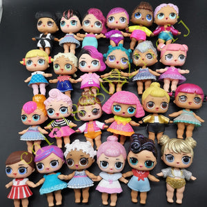 5pcs RANDOM Original LOL dolls