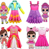 Lol Dolls Dress Costumes