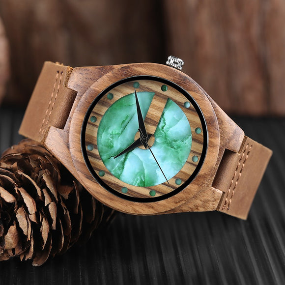 Wooden Bamboo Watch