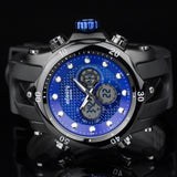 Men's INFANTRY Sport  Digital Analog Military Army Watch