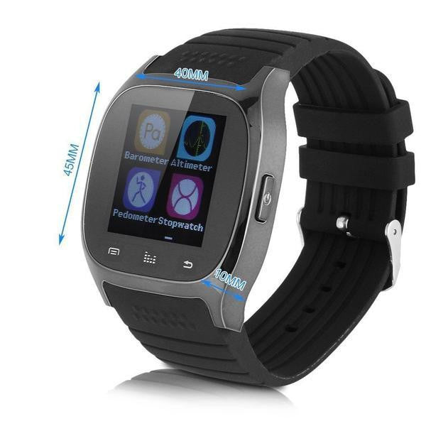 Men's Luxury Bluetooth Smartwatch for Android/iOS