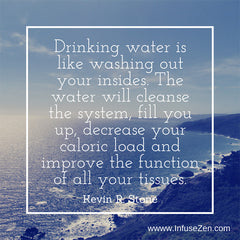 Inspirational Water Quote
