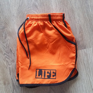 2NV Shorts - Orange
