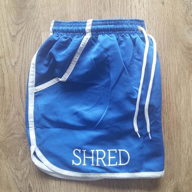 2NV Shorts - Blue