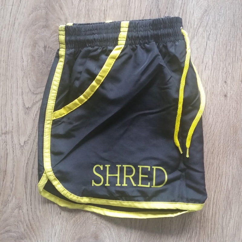 2NV Shorts - Yellow