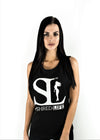 Exposed Original Singlet - Black