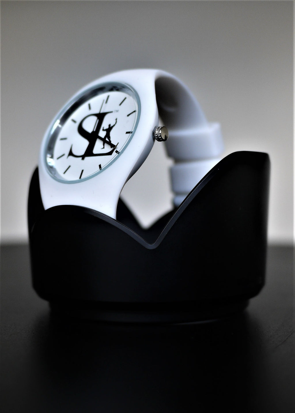 Mens Fitness Watch - White