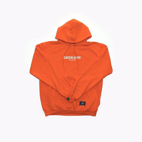 BAMBOO x Champion Hoodie -  Orange