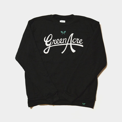 Green Acre Sweatshirt - Black