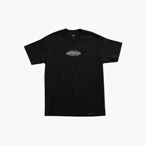 Growing Pains Tee - Black