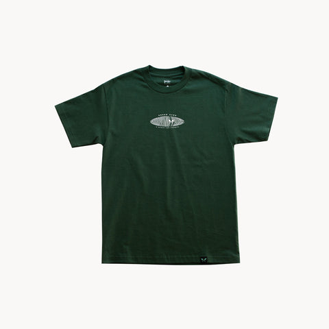 Growing Pains Tee - Forest Green