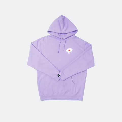 Give Your Flowers Hoodie - Lavender