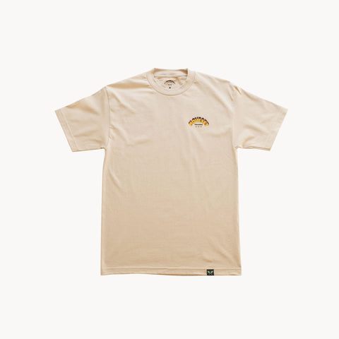 Move Set Records Tee - Sand