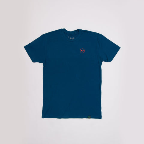 To Restore Tee - Blue