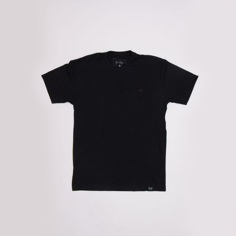 Tonal Sprout Tee - Black