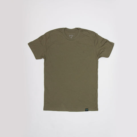 Tonal Sprout Tee - Olive