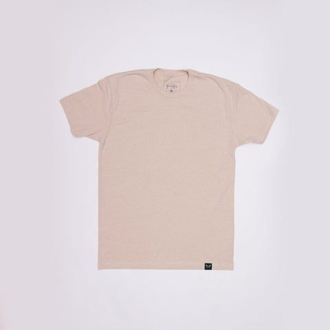 Tonal Sprout Tee - Sand