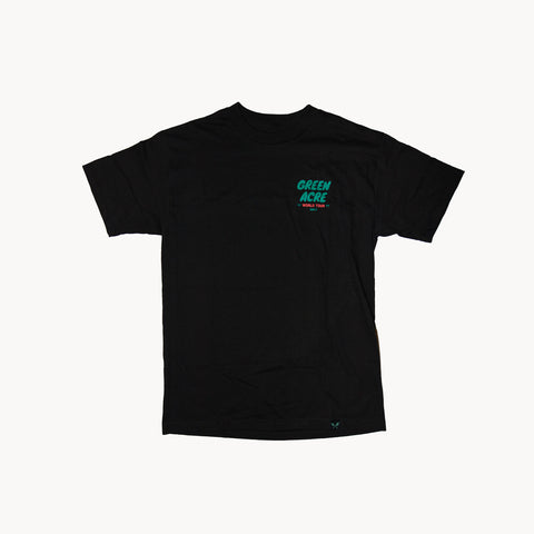 World Tour 2 Tee - Black