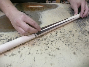 The Making of a Pechauer Custom Pool Cue