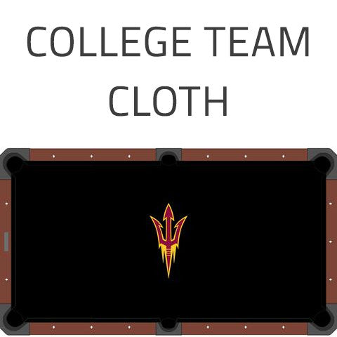 College Teams Logo Cloth