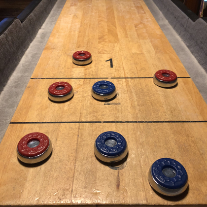 Game Tables at Buffalo Billiards Supply in Petaluma, CA