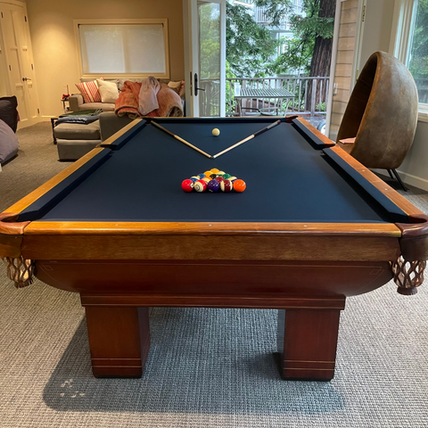 Pool Tables at Buffalo Billiards Supply in Petaluma, CA