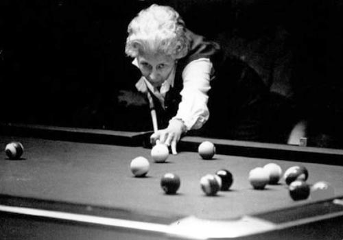 Dorothy Wise, Hall of Fame Pool Player