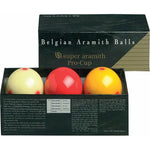 Super Aramith PRO-CUP Carom Ball Set FOR SALE ONLINE