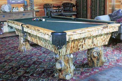 Drawknife Teton Billiard Table for sale online