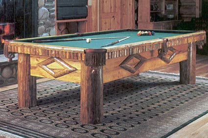 Drawknife Glacier Billiard Table for sale online