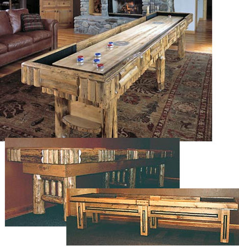 Drawknife Shuffleboard Table for sale online