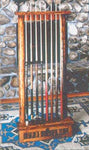 Drawknife Madison Wall Cue Rack