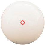 Aramith Red Circle Cue Ball for sale online