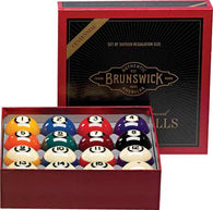 Brunswick Centennial Standard Edition Billiard Ball Set for sale online