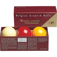 Super Aramith Tournament Carom Ball Set for sale online