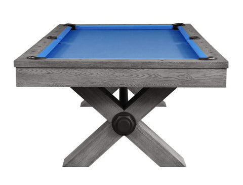 "The ""VOX"" 8ft (Wood) Pool Table by Plank & Hide"