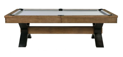 "The ""NICHOLS"" Pool Table by Plank & Hide"