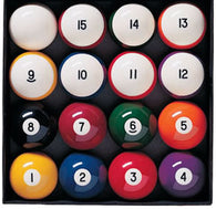 Brunswick Heritage Billiard Ball Set for sale online