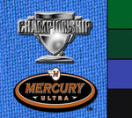 Championship Mercury Ultra 9' Billiard Cloth Felt for sale online