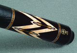 McDermott G-Series Intimidator i-Shaft Pool Cue G805 butt detail