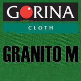 Gorina Granito M 10' Carom Billiards Cloth for sale online