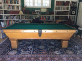 Pool Table Movers in Northern California 800-400-4283