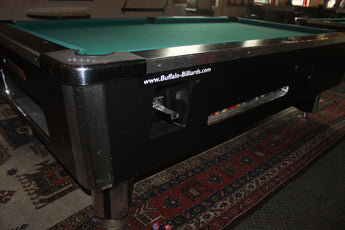 Global Coin Operated 7u0027 Bar Style Pool Table SOLD