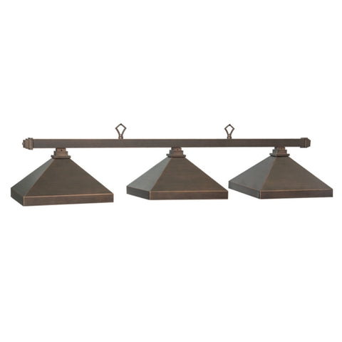 "Kitsilano 54"" 3 Light - Oil Rubbed Bronze"