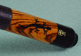 McDermott Classics Series Pool Cue M54A butt detail